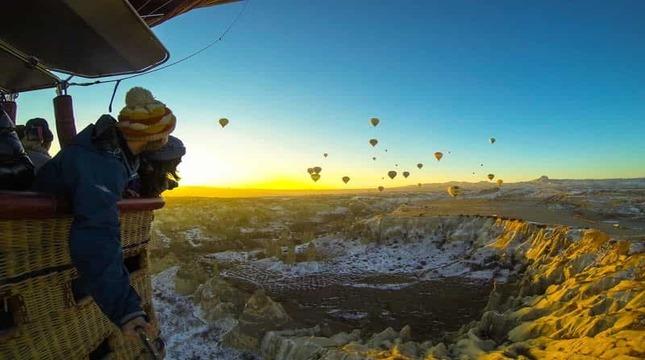 2 Days Cappadocia Tour from Istanbul