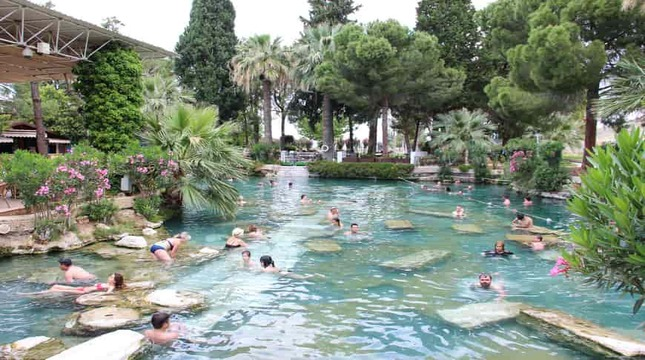 Daily Pamukkale Trip from Bodrum