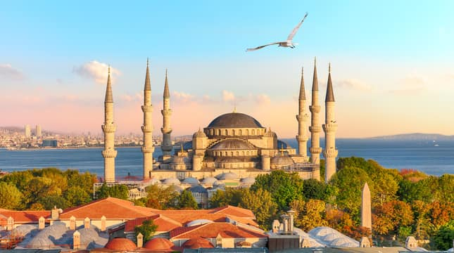 Istanbul Old City Tour