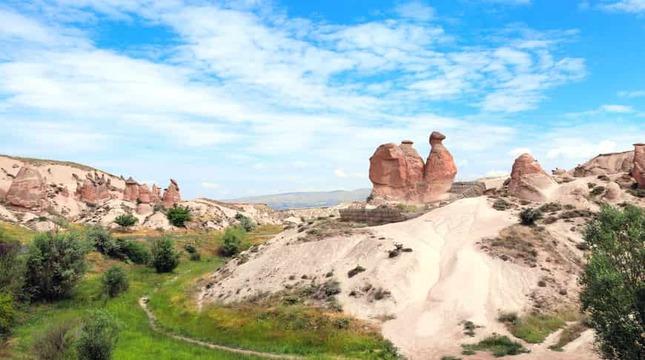 North Cappadocia Red Tour