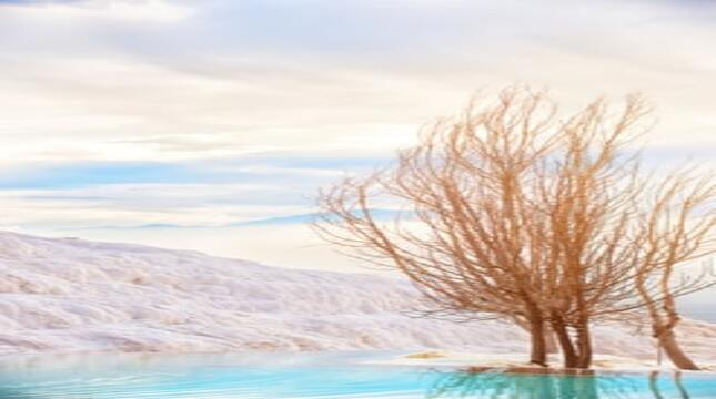 Pamukkale Day Trip from Istanbul