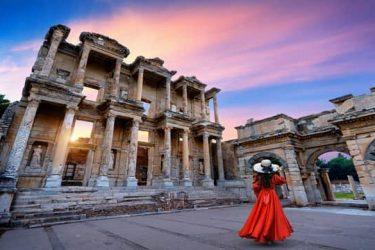 2 Days Ephesus And Pamukkale Tour