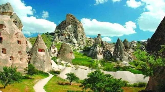 Cappadocia Tour from Izmir