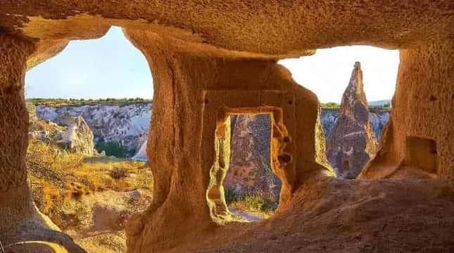 Cappadocia Trip from Bodrum by Flight