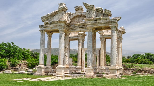 Daily Pamukkale and Aphrodisias Tour from Istanbul