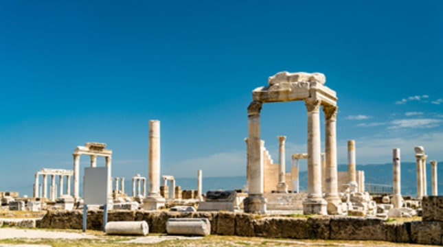 Daily Pamukkale and Laodicea Tour from Istanbul