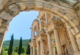 Day Trip To Pamukkale And Ephesus