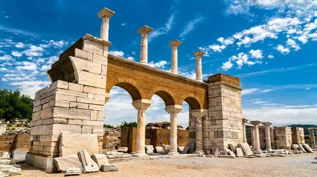 Daily Ephesus Tour From Bodrum
