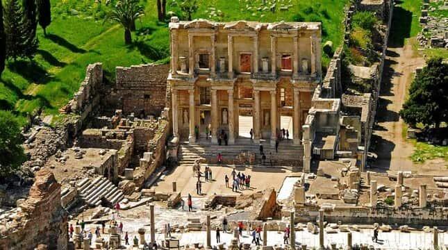 Daily Ephesus Tour From Izmir