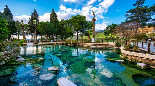 Daily Pamukkale Trip from Fethiye