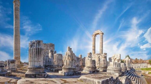 2 Days Ephesus And Priene Miletos Didyma Tour